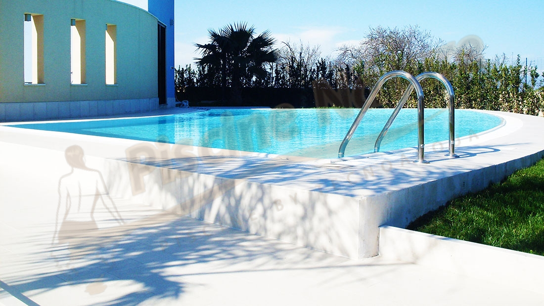 Piscine prefabbricate in pannelli di acciaio piscine nature - Piscina acciaio ...